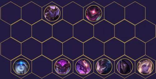 云顶之弈10.8版本T0阵容 暗星狙神法玩法攻略