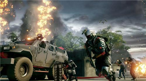 Epic喜加二 《正当防卫4》《车轮水母》免费领取