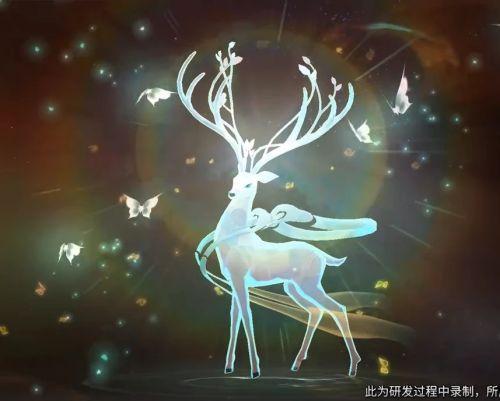 王者荣耀瑶遇见神鹿优化版本曝光