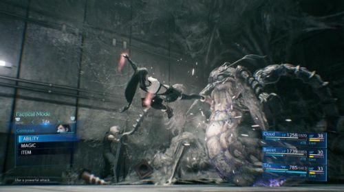最终幻想7重制版冰神召唤兽怎么打 最终幻想7重制版冰神召唤兽打法技巧
