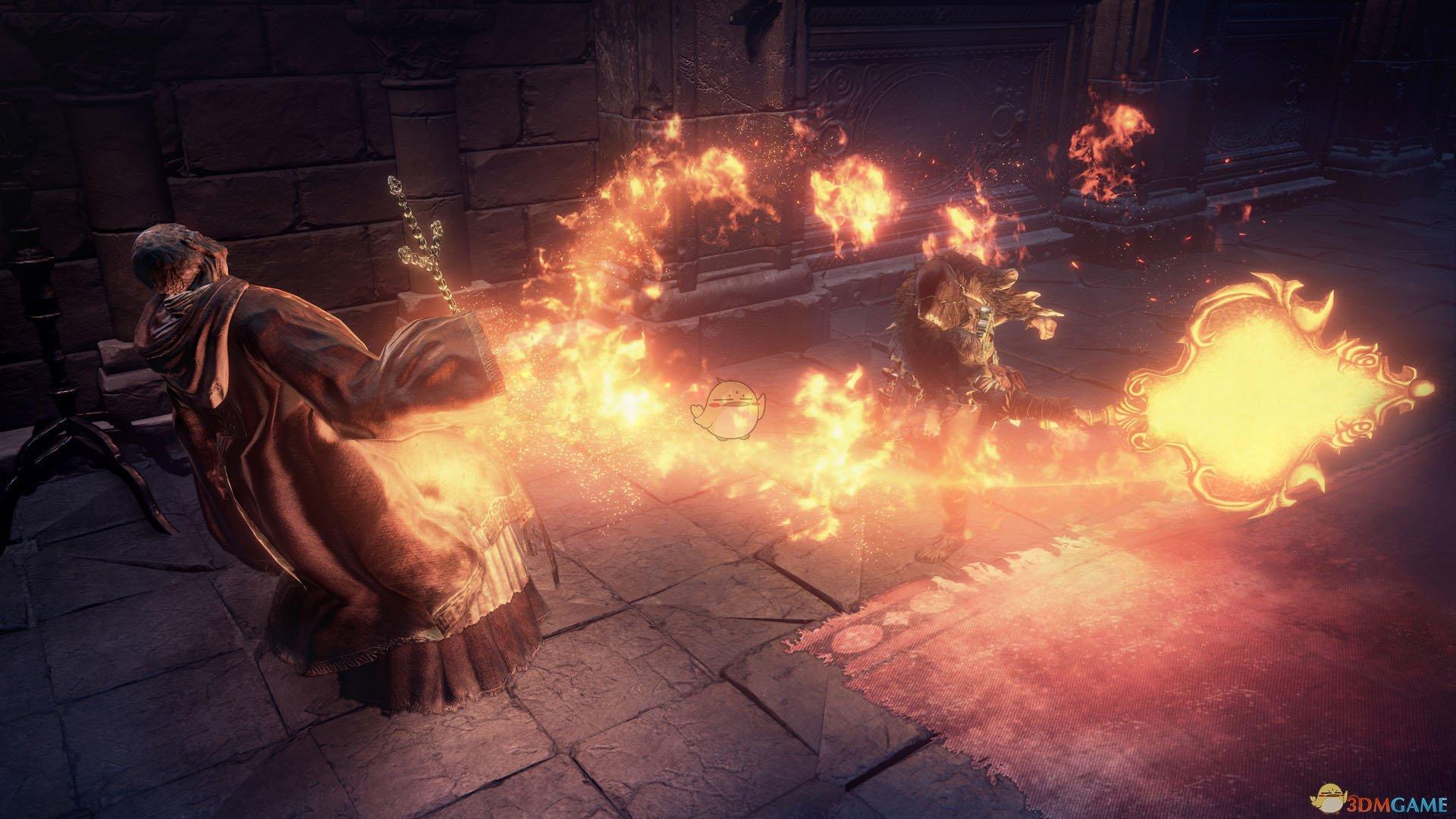 《黑暗之魂3》米尔伍德战斧优缺点介绍