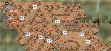 剑与远征炽流戈壁路线选择 玩法攻略